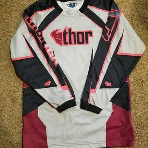 Women's Motocross Jersey and Pants